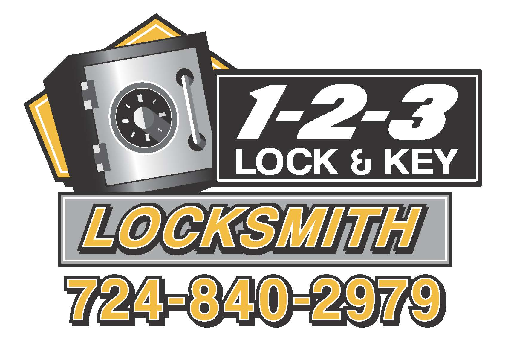 1-2-3 Lock and Key