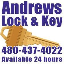 Andrews Lock and Key