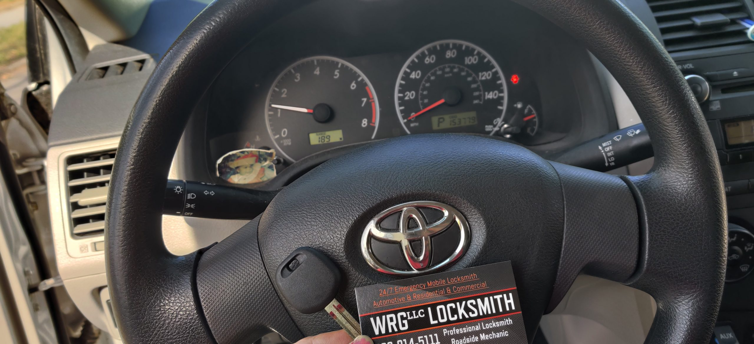 WRG LLC Locksmith & Mechanic